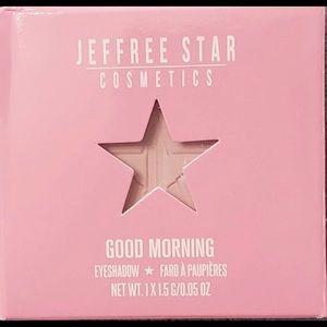 Jeffree Star Eyeshadow Single Pan Good Morning NEW